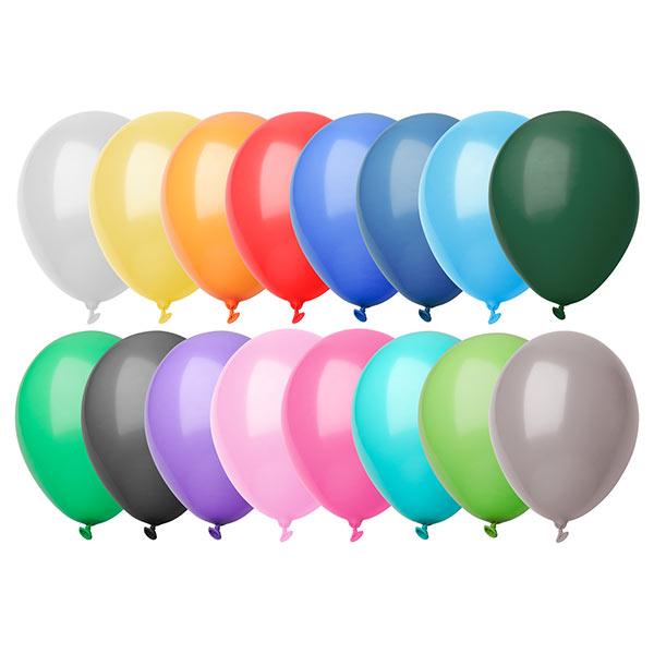 CreaBalloon Pastel — Воздушные шары пастельного цвета AP718093