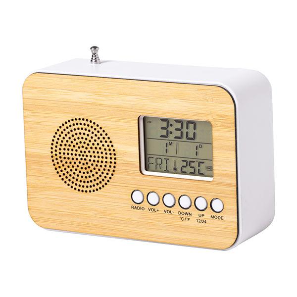 Tulax — настольные часы с радио AP721508