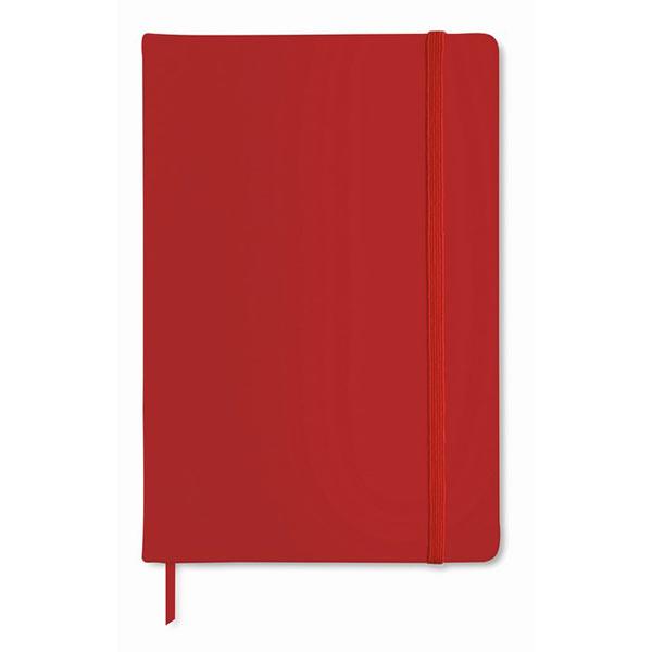 Блокнот AR1804-05 ARCONOT, красный