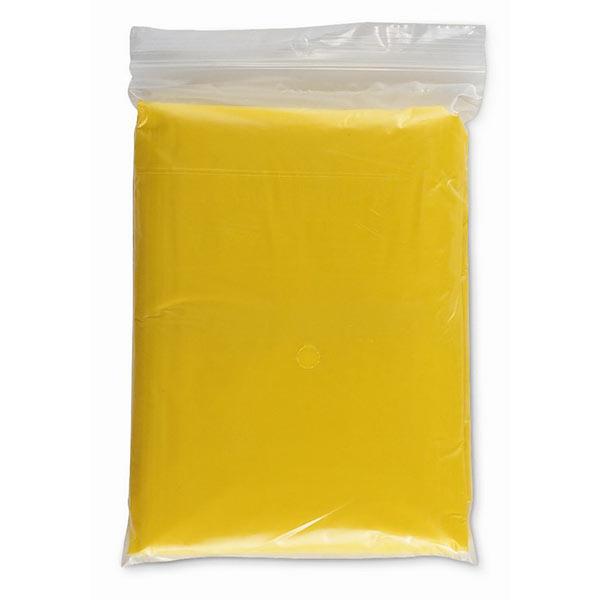 Дождевик IT0972-08 SPRINKLE, желтый