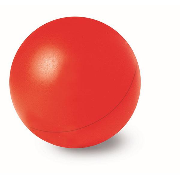 Антистресс «мячик» IT1332-05 DESCANSO, красный