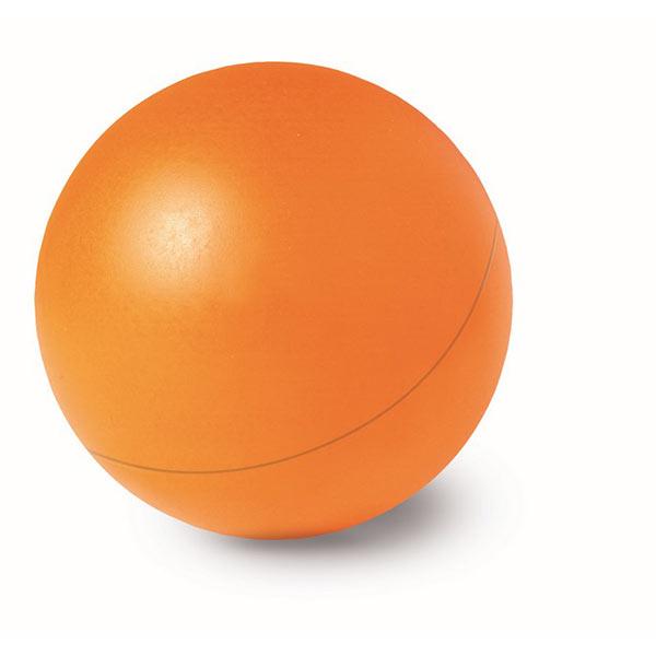 Антистресс «мячик» IT1332-10 DESCANSO, оранжевый