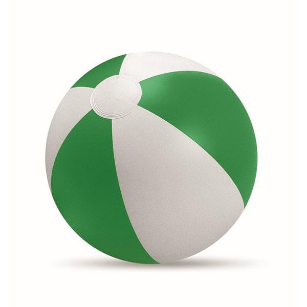 Мяч надувной пляжный IT1627-09 PLAYTIME, зеленый