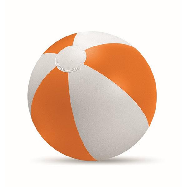 Мяч надувной пляжный IT1627-10 PLAYTIME, оранжевый