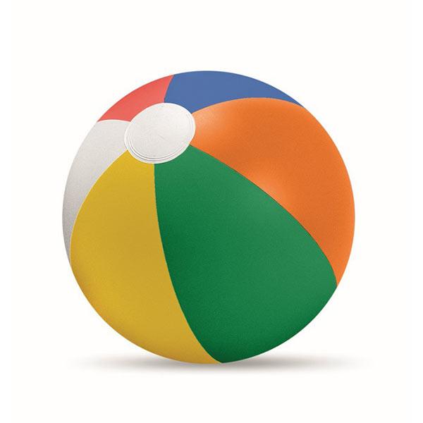 Мяч надувной пляжный IT1627-99 PLAYTIME, разноцветный