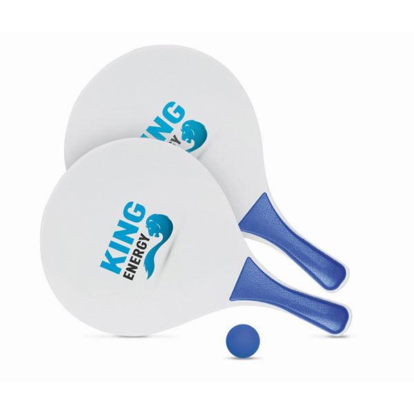 Набор для пляжного тенниса IT1911-04 MATCH, синий