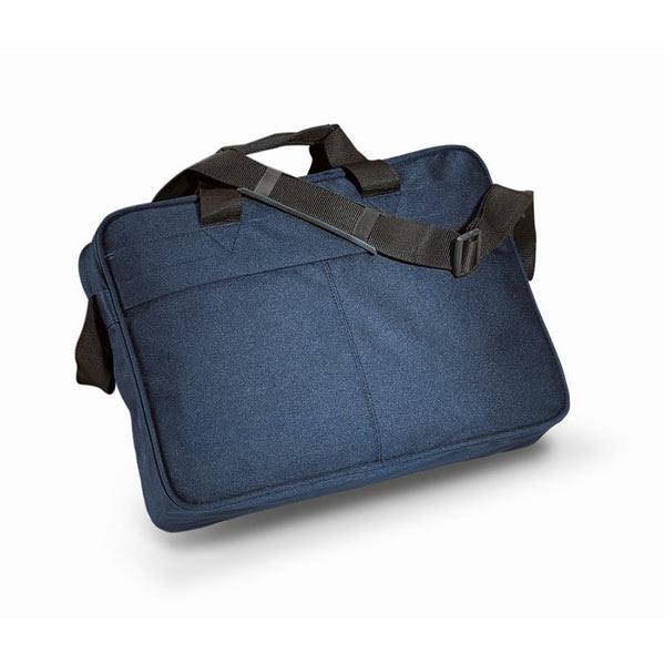 Портфель для документов IT2074-04 EXPO, синий