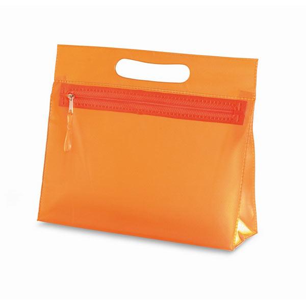 Косметичка IT2558-10 MOONLIGHT, оранжевый