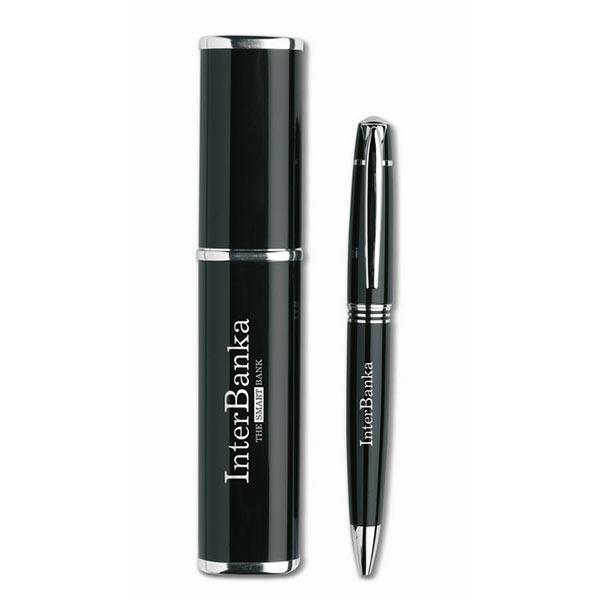 Ручка в футляре IT3177-03 OREGON, черный