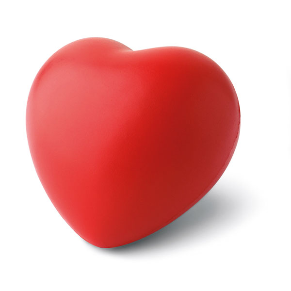 Антистресс «сердце» IT3459-05 LOVY, красный