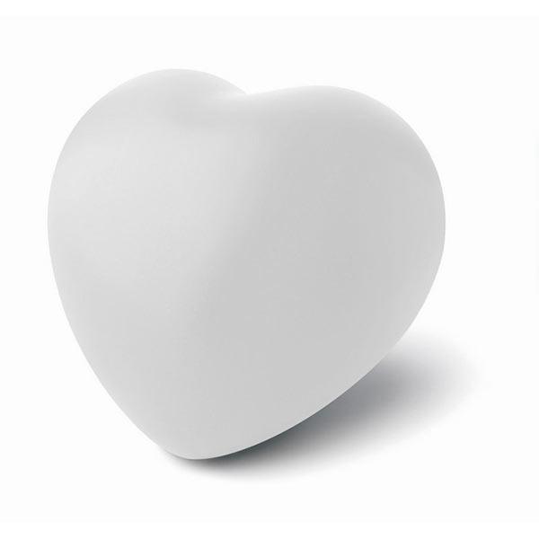 Антистресс в виде сердца IT3459-06 LOVY, белый