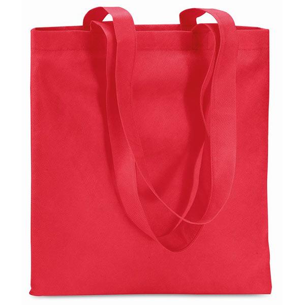 Сумка для покупок IT3787-05 TOTECOLOR, красный