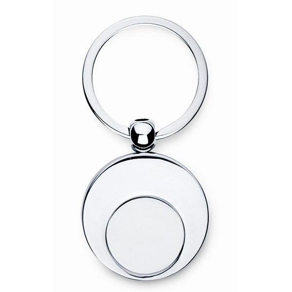 Брелок IT3866-17 EURING, блестящее серебро