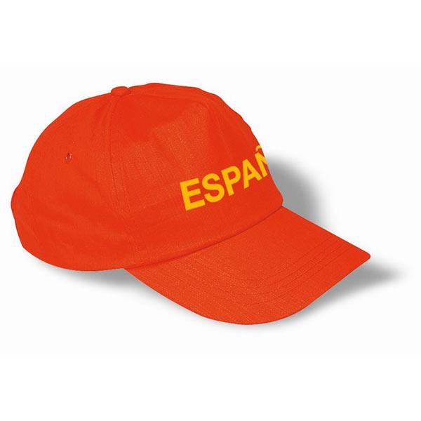 Бейсболка KC1447-05 GLOP CAP, красный