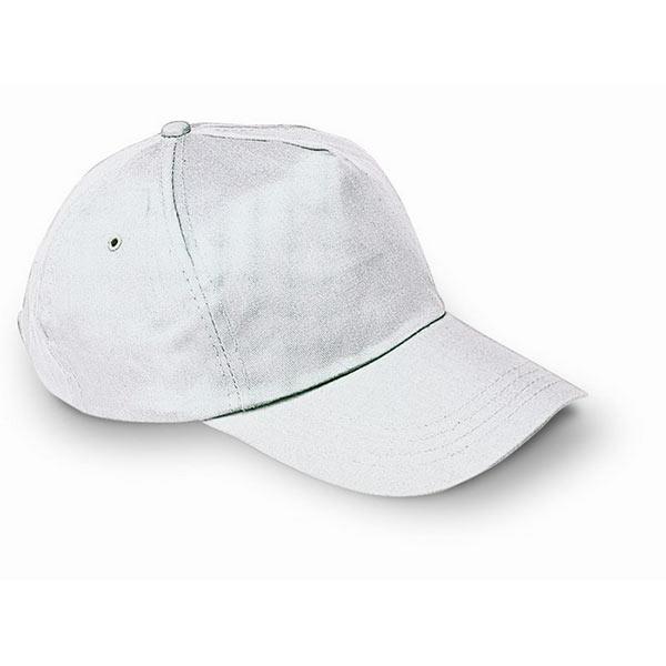 Бейсболка KC1447-06 GLOP CAP, белый