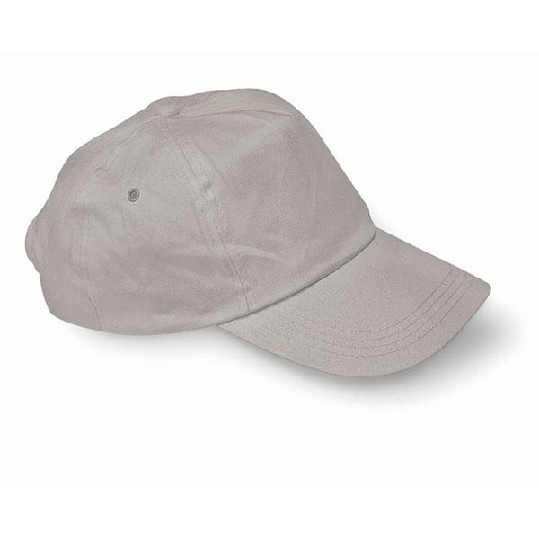 Бейсболка KC1447-07 GLOP CAP, Серый