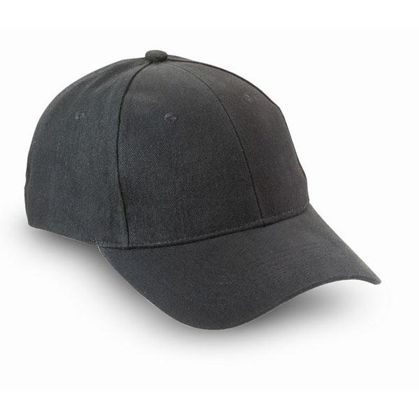 Бейсболка KC1464-03 NATUPRO, черный