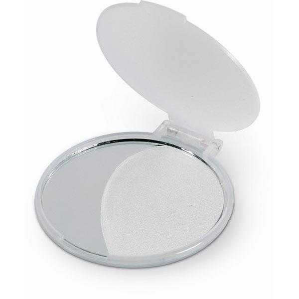 Зеркало KC2466-26 MIRATE, прозрачный белый
