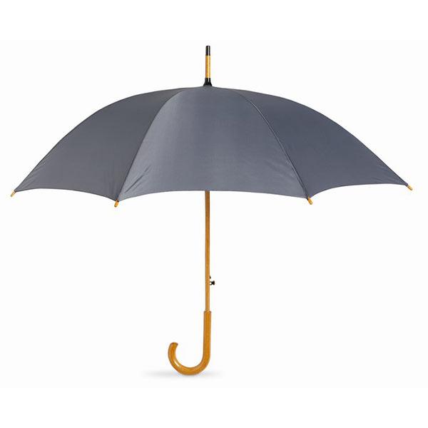 Зонт-трость KC5131-07 CUMULI, Серый