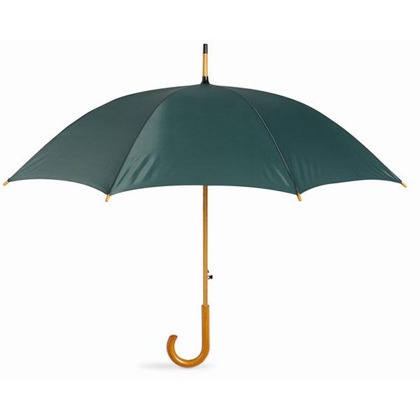 Зонт-трость KC5131-09 CUMULI, зеленый