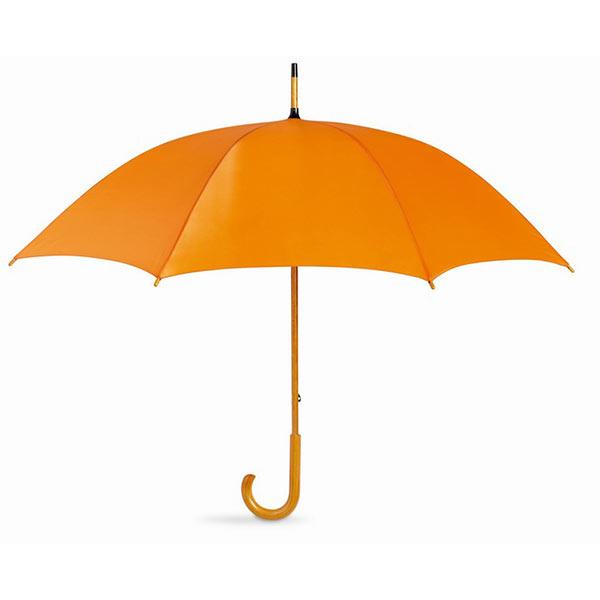 Зонт-трость KC5132-10 CALA, оранжевый