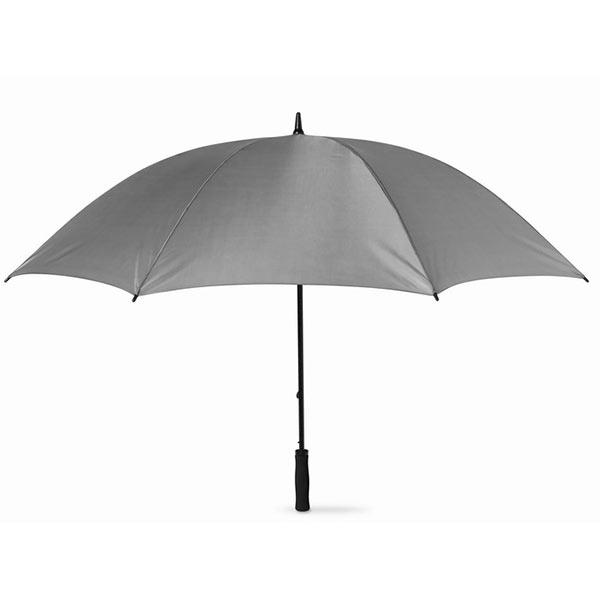 Зонт антишторм KC5187-07 GRUSO, Серый