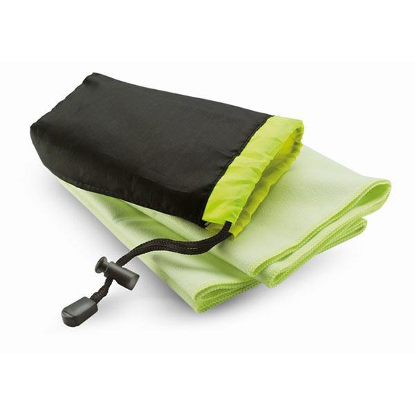Полотенце KC6333-09 DRYE, зеленый