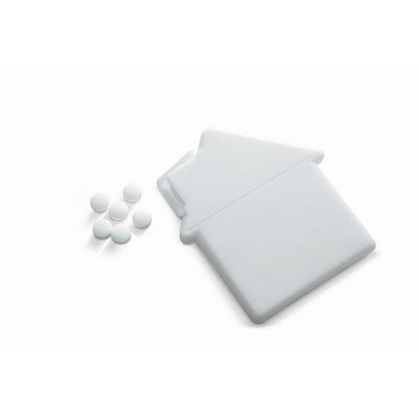 Драже в футляре KC6636-06 BERMONDS, белый