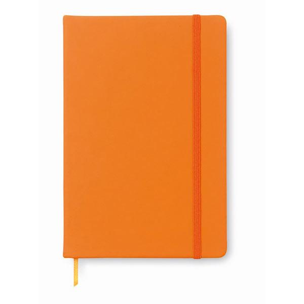 Блокнот MO1800-10 NOTELUX, оранжевый