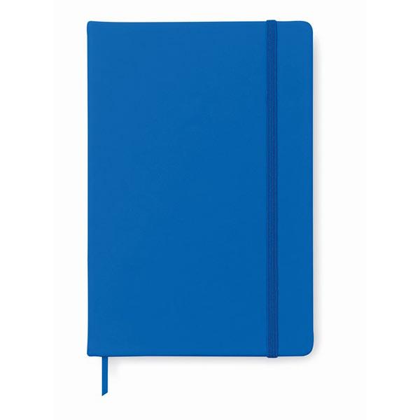 Блокнот MO1800-37 NOTELUX, темно-синий