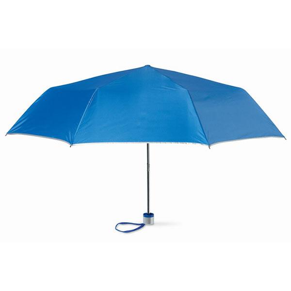 Зонт складной MO7210-37 CARDIF, темно-синий