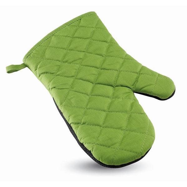 Кухонная рукавица MO7244-09 NEOKIT, зеленый