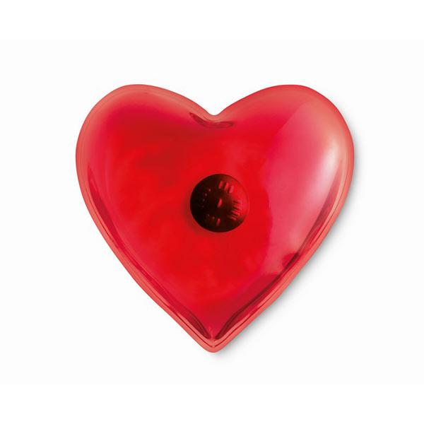 Грелка для рук (сердце) MO7380-05 WACO, красный
