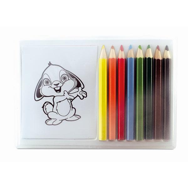 Набор цветных карандашей MO7389-99 RECREATION, разноцветный