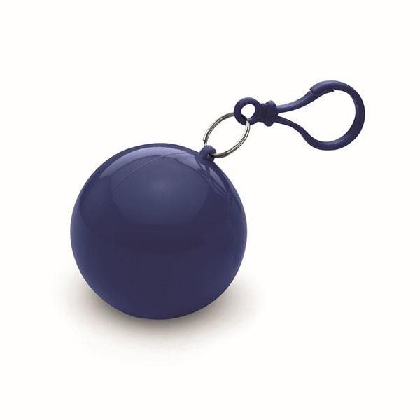 Дождевик в круглом чехле MO7421-04 NIMBUS, синий