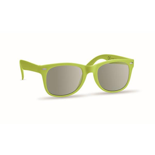 Очки солнцезащитные MO7455-48 AMERICA, Лайм