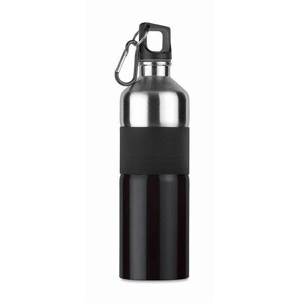 Фляга питьевая двухцветная MO7490-03 TENERE, черный