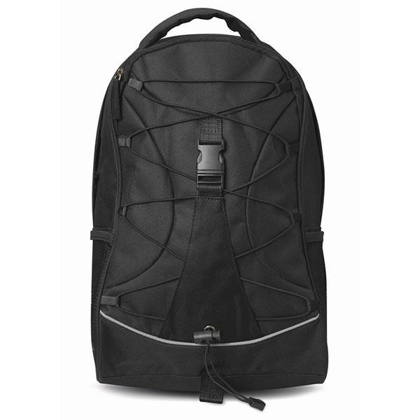 Рюкзак MO7558-03 MONTE LEMA, черный