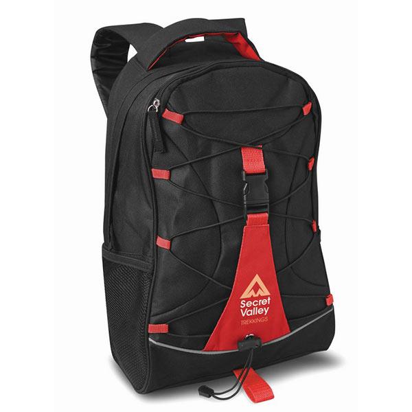 Рюкзак MO7558-05 MONTE LEMA, красный