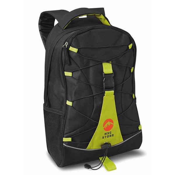Рюкзак MO7558-48 MONTE LEMA, Лайм