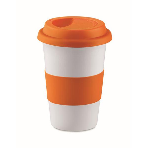 Кружка MO7683-10 TRIBECA, оранжевый