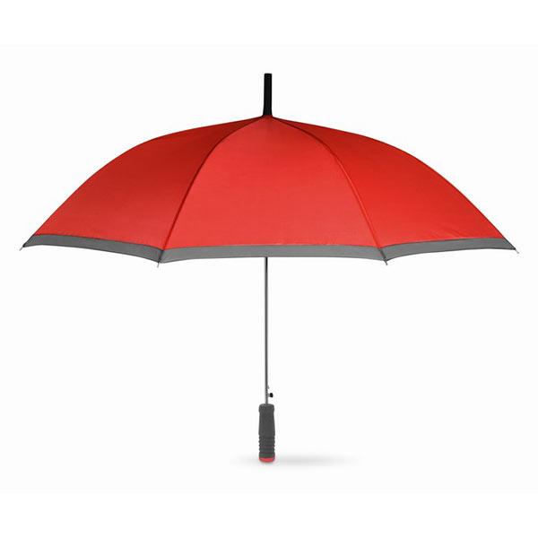 Зонт-трость MO7702-05 CARDIFF, красный