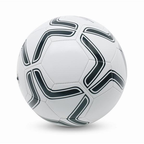 Мяч футбольный MO7933-33 SOCCERINI, белый черный