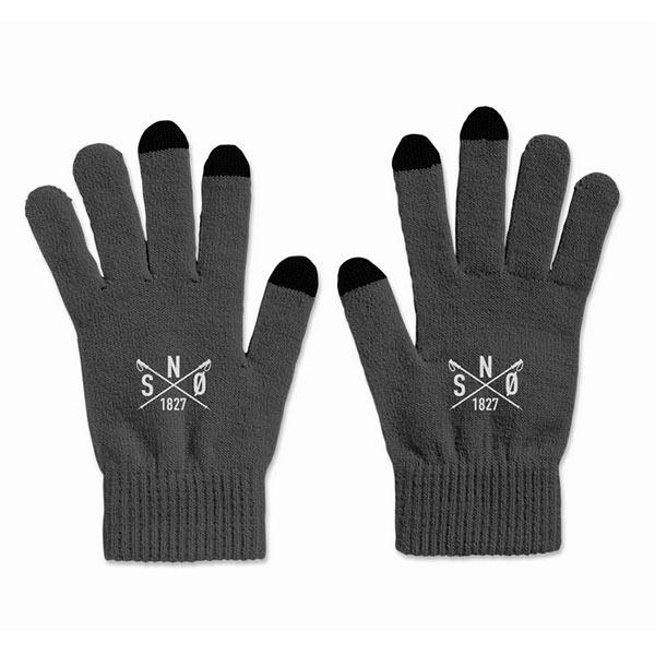 Перчатки для сенсорных экранов MO7947-07 TACTO, Серый