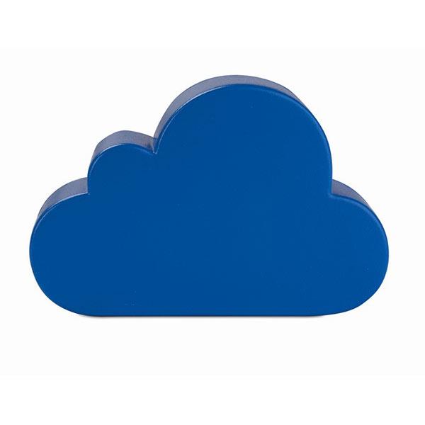 Антистресс «облако» MO7983-04 CLOUDY, синий
