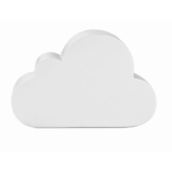 Антистресс «облако» MO7983-06 CLOUDY, белый