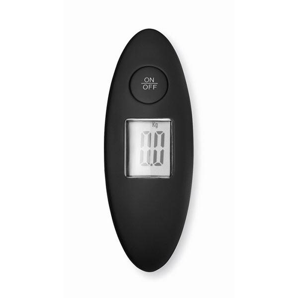 Весы для багажа MO8048-03 WEIGHIT, черный