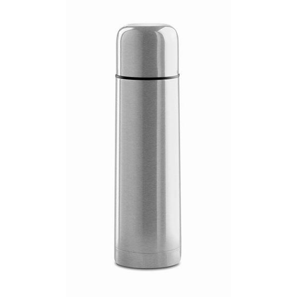 Термос MO8314-16 CHAN, матовое серебро