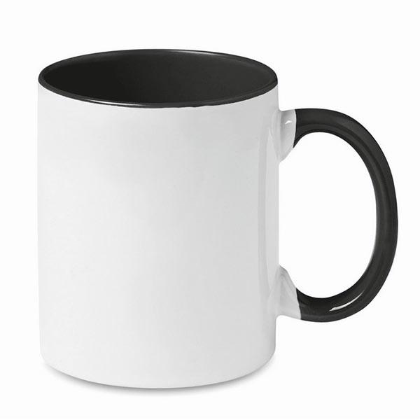 Кружка MO8422-03 SUBLIMCOLY, черный