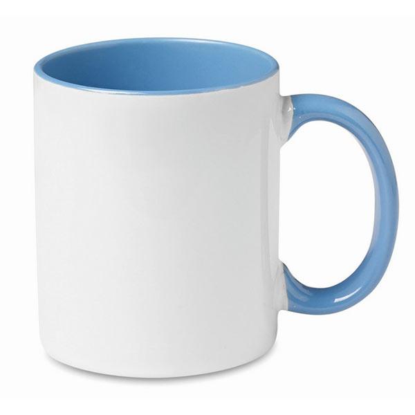 Кружка MO8422-04 SUBLIMCOLY, синий